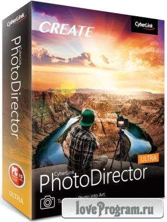 CyberLink PhotoDirector Ultra 12.0.2024.0
