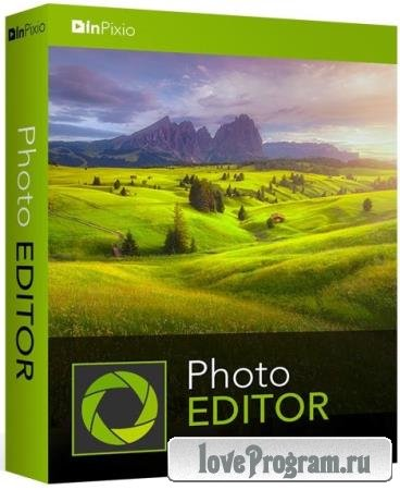 InPixio Photo Editor 10.4.7543.16716 + Rus