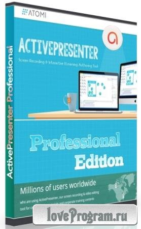 ActivePresenter Professional Edition 8.2.0