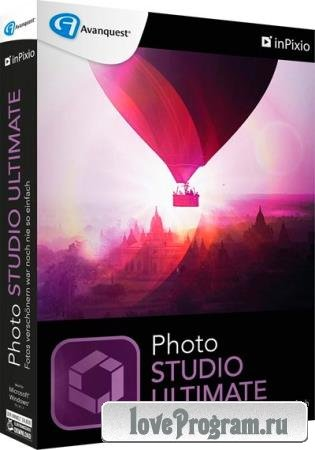 InPixio Photo Studio Ultimate 10.04.0 RUS Portable by Alz50