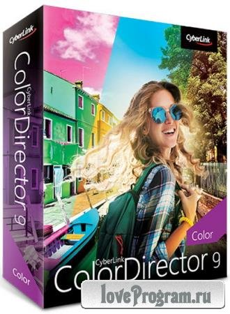 CyberLink ColorDirector Ultra 9.0.2107.0 + Rus