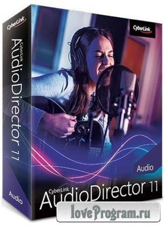 CyberLink AudioDirector Ultra 11.0.2110.0 + Rus