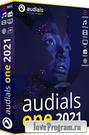 Audials One 2021.0.76.0