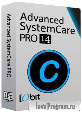Advanced SystemCare Pro 14.0.1.122 RC