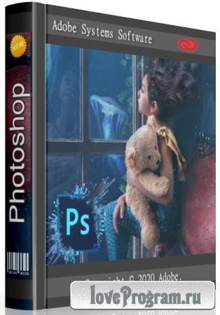 Adobe Photoshop 2020 21.2.4.323 RePack by KpoJIuK