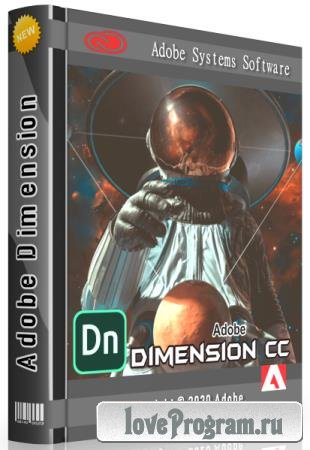 Adobe Dimension 2020 3.4.0.2791