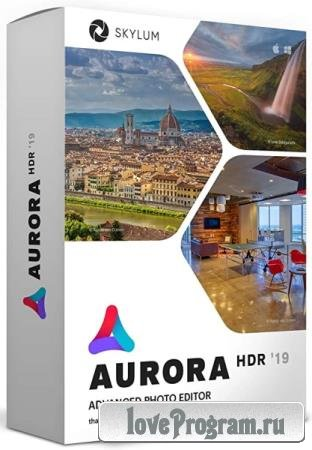 Aurora HDR 2019 1.0.0.2550.1