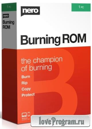 Nero Burning ROM & Nero Express 2021 23.0.1.8 Portable by Alz50