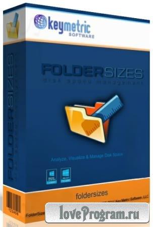 FolderSizes 9.1.276 Enterprise Edition