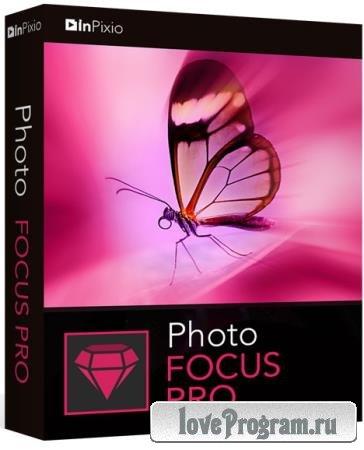 InPixio Photo Focus Pro 4.11.7584.16641 + Portable