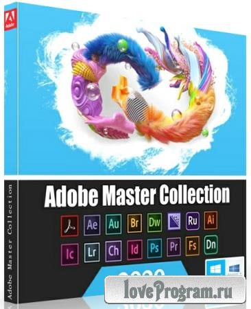 Adobe Master Collection CC 2020 v.10 by m0nkrus