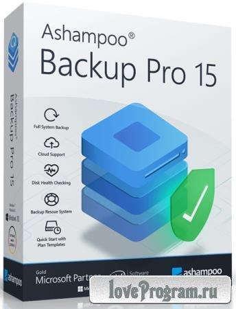 Ashampoo Backup Pro 15.0.2 Final