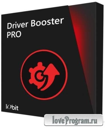 IObit Driver Booster Pro 8.0.2.210 RePack & Portable by TryRooM