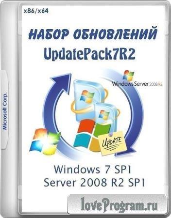 UpdatePack7R2 20.10.15 for Windows 7 SP1 and Server 2008 R2 SP1