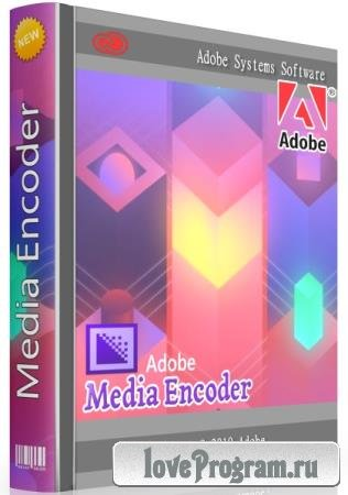 Adobe Media Encoder 2020 14.5.0.48 RePack by KpoJIuK