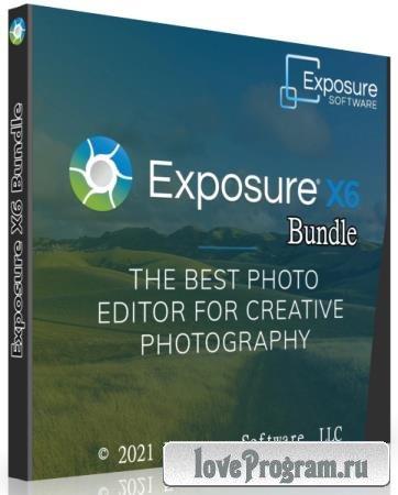 Exposure X6 Bundle 6.0.1.86