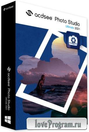 ACDSee Photo Studio Ultimate 2021 14.0.1.2451 Lite RePack by MKN