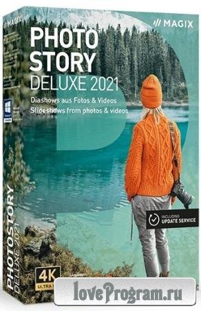 MAGIX Photostory 2021 Deluxe 20.0.1.62