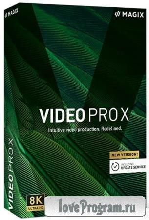 MAGIX Video Pro X12 18.0.1.89 + Rus + Content
