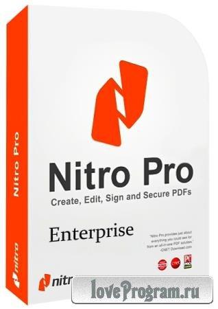 Nitro Pro 13.29.2.566 Enterprise / Retail
