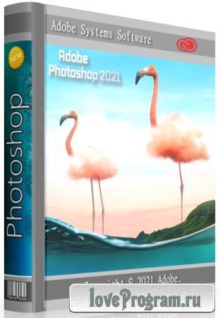 Adobe Photoshop 2021 22.0.0.35 RePack by PooShock