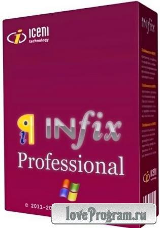Iceni Technology Infix PDF Editor Pro 7.5.2