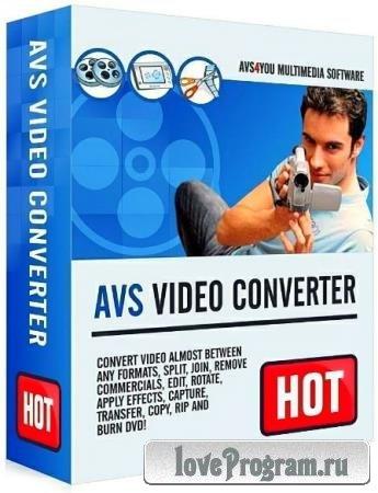 AVS Video Converter 12.1.3.670