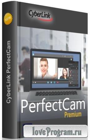 CyberLink PerfectCam Premium 2.1.3419.0 + Rus