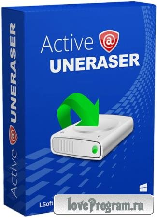 Active UNERASER Ultimate 16.0.2 + WINPE