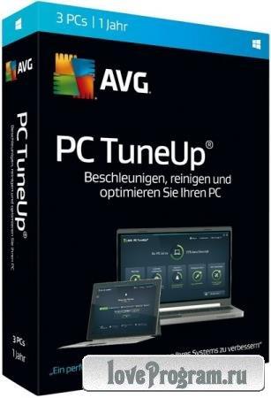 AVG TuneUp 20.1 Build 2168 Final