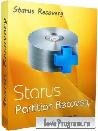 Starus Partition Recovery 3.3 Unlimited / Commercial / Office / Home