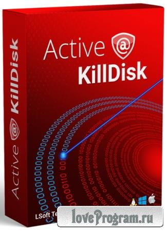 Active KillDisk Ultimate 13.0.5 + WINPE