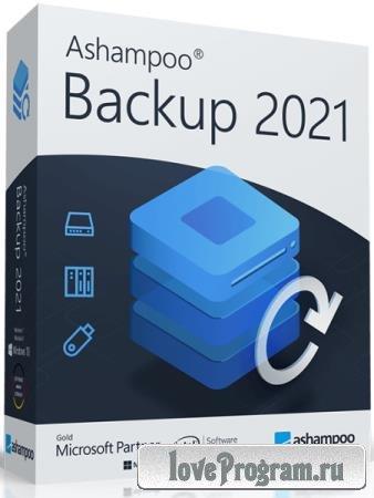 Ashampoo Backup 2021 15.03