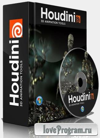 SideFX Houdini FX 18.5.408