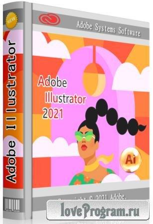 Adobe Illustrator 2021 25.0.1.66 RePack by KpoJIuK