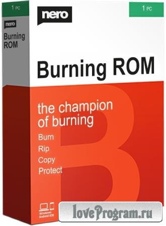 Nero Burning ROM & Nero Express 2021 23.0.1.19 Portable by FC PORTABLES