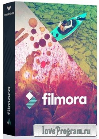 Wondershare Filmora X 10.0.6.8 + Effects Packs