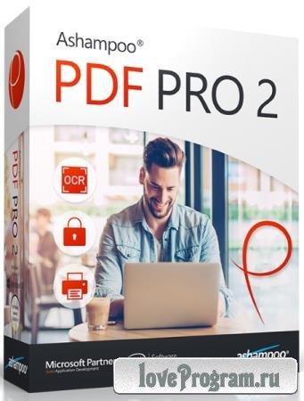 Ashampoo PDF Pro 2.0.7 Final DC 03.12.2020
