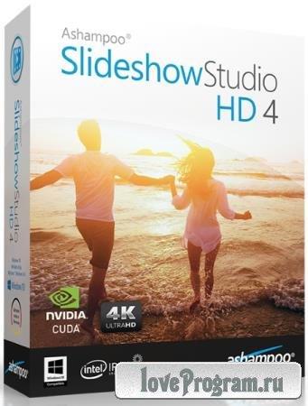 Ashampoo Slideshow Studio HD 4.0.9.3 Final DC 03.12.2020