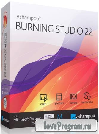 Ashampoo Burning Studio 22.0.0.21 Final RePack & Portable by TryRooM