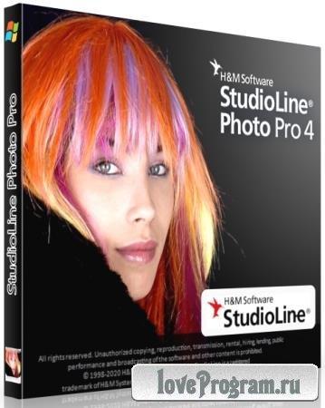 StudioLine Photo Pro 4.2.60