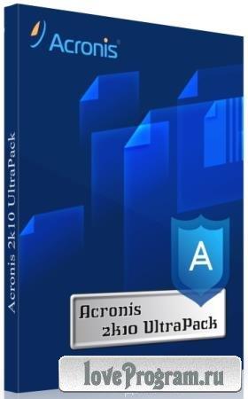 Acronis 2k10 UltraPack 7.30.1