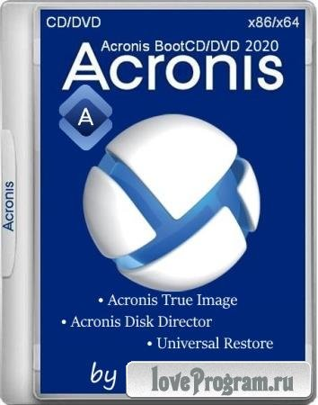 Acronis BootCD/DVD by andwarez 24.12.2020