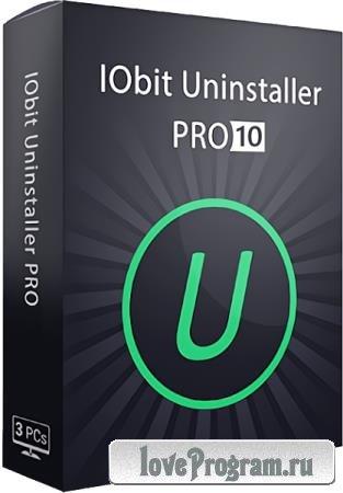IObit Uninstaller Pro 10.2.0.15 Final