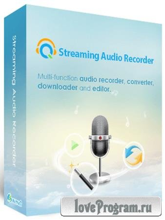 Apowersoft Streaming Audio Recorder 4.3.5.0 + Rus