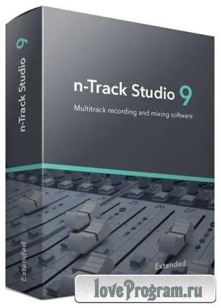 n-Track Studio Suite 9.1.3 Build 3744