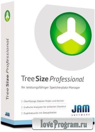 TreeSize Professional 8.0.3.1507