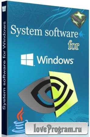 System software for Windows 3.5.0
