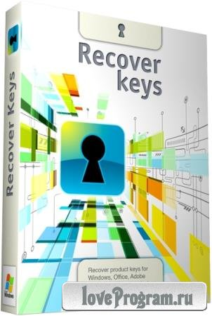 Recover Keys Enterprise 11.0.4.235