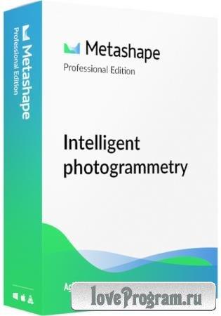 Agisoft Metashape Professional 1.7.1 Build 11797